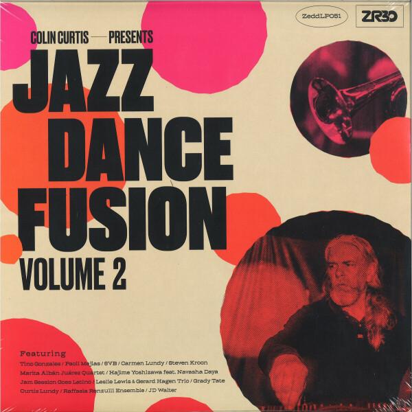 Colin Curtis / Various - Jazz Dance Fusion 2 (2LP)