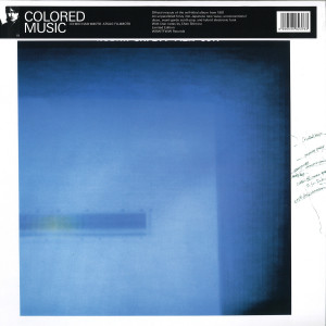 Colored Music - Colored Music