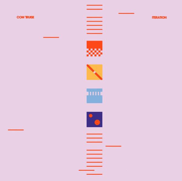 Com Truise - Iteration (2LP)