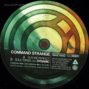 Command Strange - Future Perfect Ep