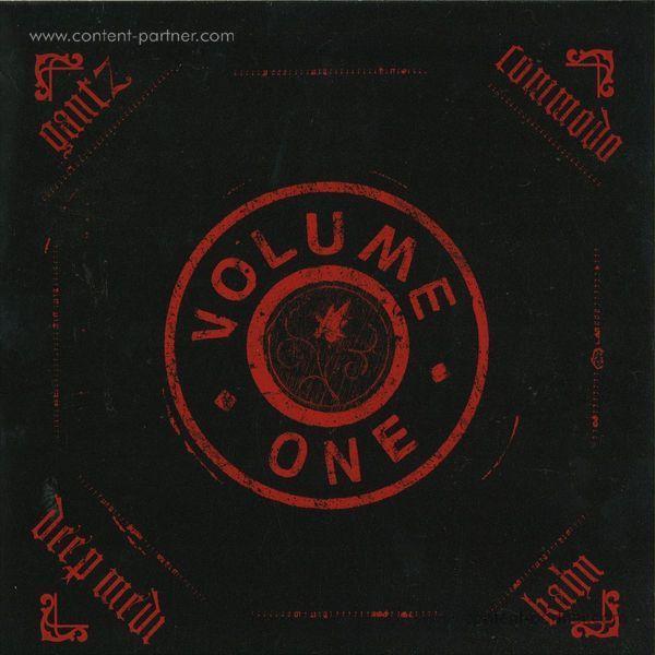 Commodo Gantz & Kahn - Volume 1 (Back)