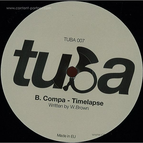 Compa - Outer Lines / Timelapse (Back)