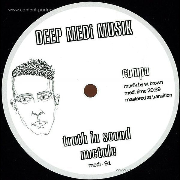 Compa - Truth In Sound EP