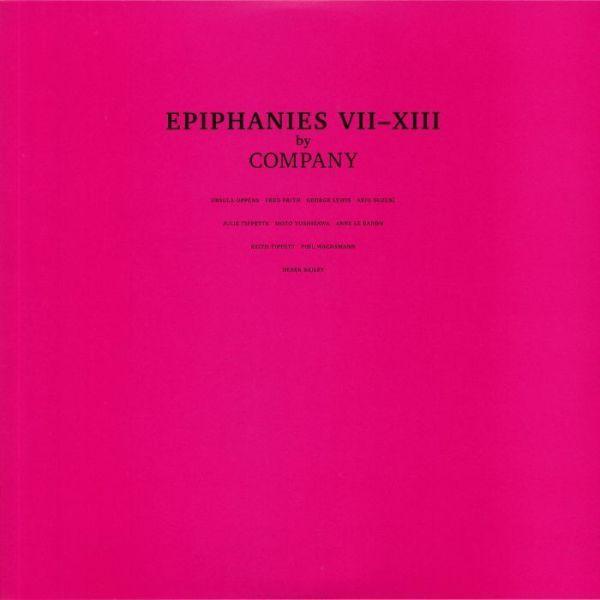 Company - Epiphanies VII-XIII