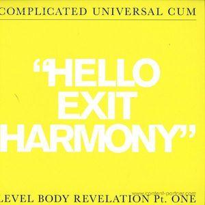 Complicate Universal Cum (Cuc) - Hello Exit Harmoney
