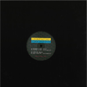 Computor Rockers - Program A Beat (Back)