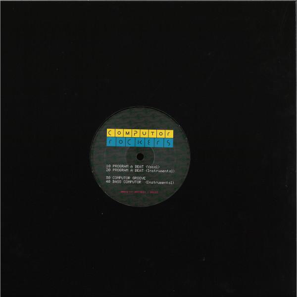 Computor Rockers - Program A Beat (Back)