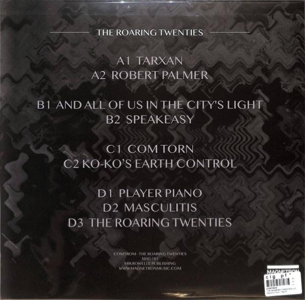 Comtron - The Roaring Twenties (Back)