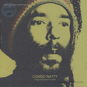 Congo Natty - Jungle Revolution In Dub (LP+MP3)