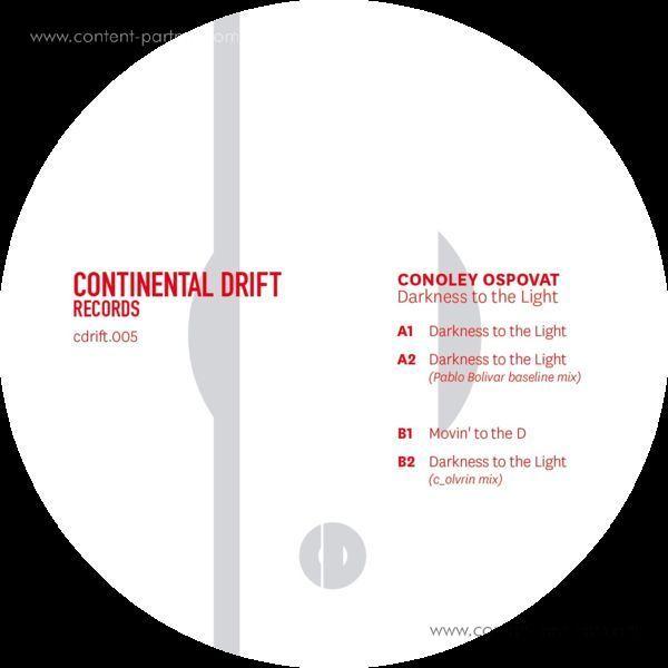 Conoley Ospovat - Darkness to the Light, Pablo Bolivar Rmx