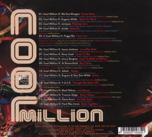 Cool Million - Back For More (Back)