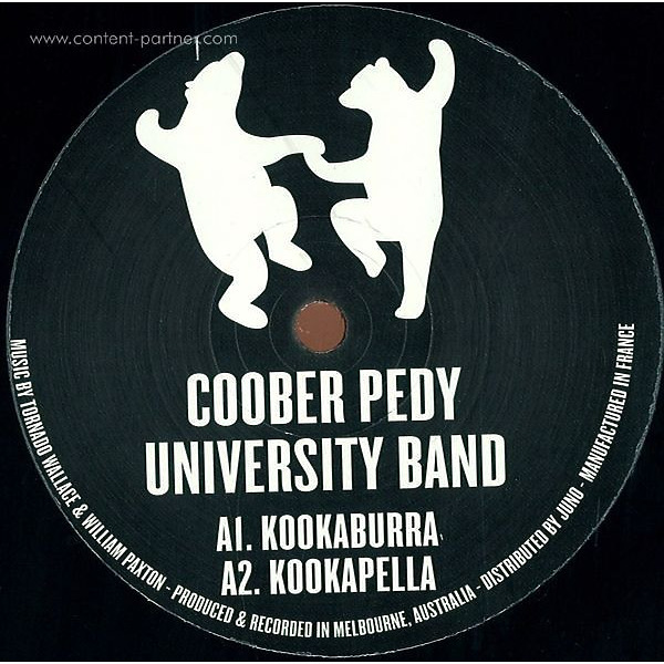 Cooper Pedy University Band - Kookabura