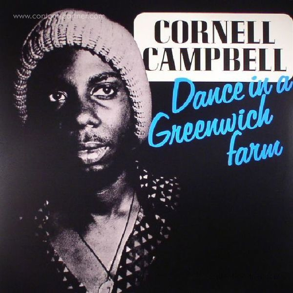 Cornell Campbell - Dance In A Greenwich Farm (LP)