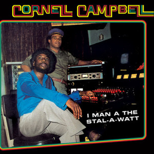 Cornell Campbell - I Man A The Stal-A-Watt (LP) (Back)