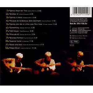 Coryell,Larry - Private Concert (Back)