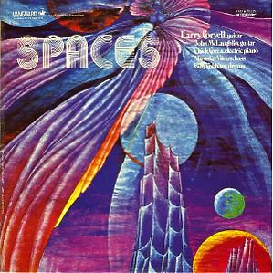 Coryell,Larry - Spaces