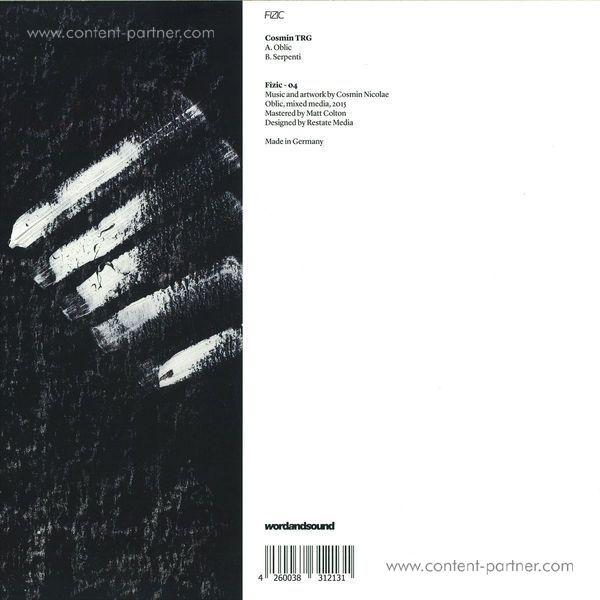 Cosmin Trg - Oblic / Serpenti (Back)