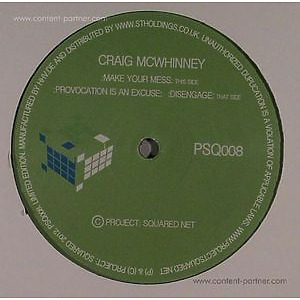 Craig McWhinney - Make Your Mess