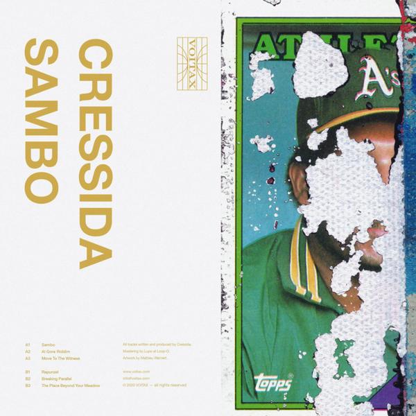 Cressida - Sambo (Back)