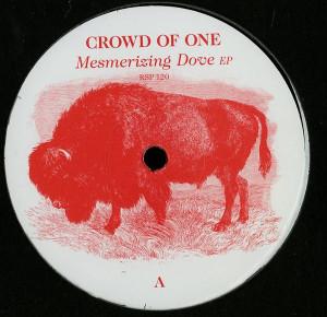 Crowd Of Mine - Mesmerizing Dove Ep