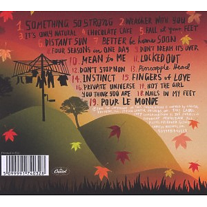 Crowded House - The Very Very Best Of Crowded (Back)