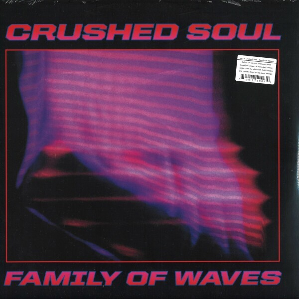 Crushed Soul (Steffi) - Family Of Waves EP