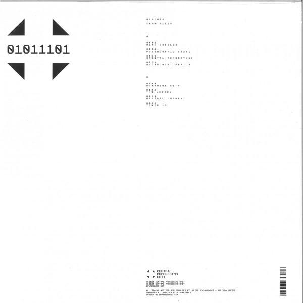 Crux Alley - Biochip (Back)