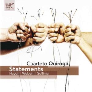 Cuarteto Quiroga - Statements