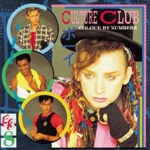 Culture Club - Colour By Numbers (Remastered)