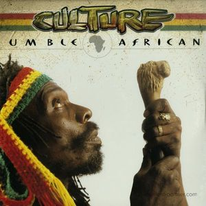 Culture - Humble African (Reissue)