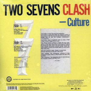 Culture - Two Sevens Clash (3LP/40th Anniversary Edition)