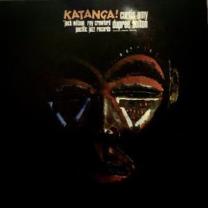 Curtis Amy & Dupree Bolton - Katanga! (Tone Poet Vinyl LP)