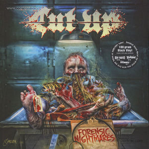 Cut Up - Forensic Nightmares, ltd 180 g Vinyl