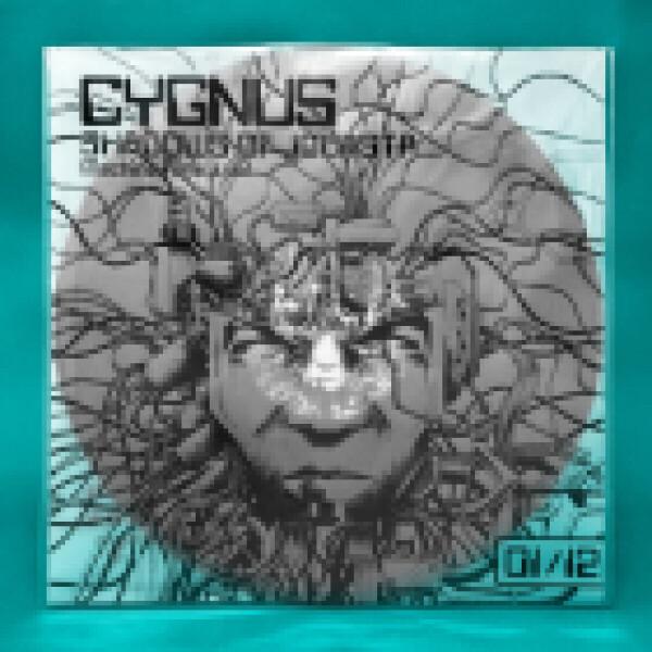 Cygnus - Machine Funk 1/12 - Shadows of Jocasta EP
