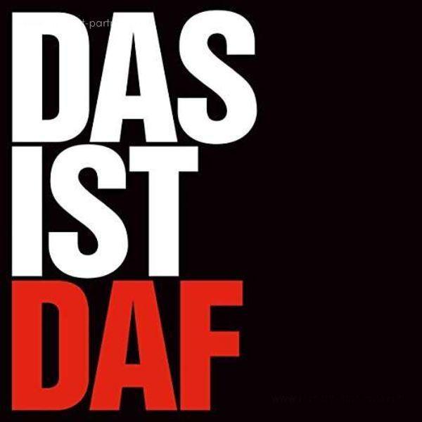 """DAF - Das ist DAF (Ltd. 5LP+7"""" Boxset)"""