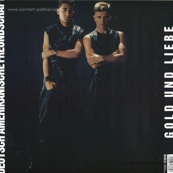 DAF - Gold und Liebe (LP reissue)
