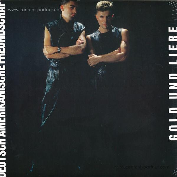 DAF - Gold und Liebe (LP reissue) (Back)