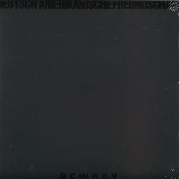 DAF - Reworx (LP)