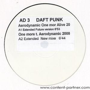 DAFT PUNK - Aerodynamic One more time Alive 2008