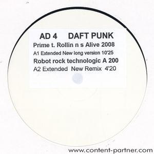 DAFT PUNK - Prime time of your Rollin n scratchin Al