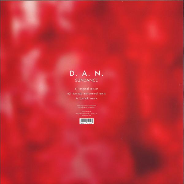 D.A.N. - SUNDANCE (Back)