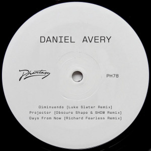DANIEL AVERY - Song For Alpha Rmxs II (Luke Slater / Obscure Shap