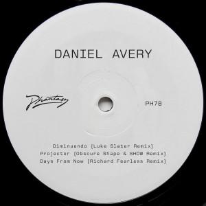 DANIEL AVERY - Song For Alpha Rmxs II (Luke Slater / Obscure Shap