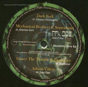 DARK FORK - absolute zero ep (BACK IN)