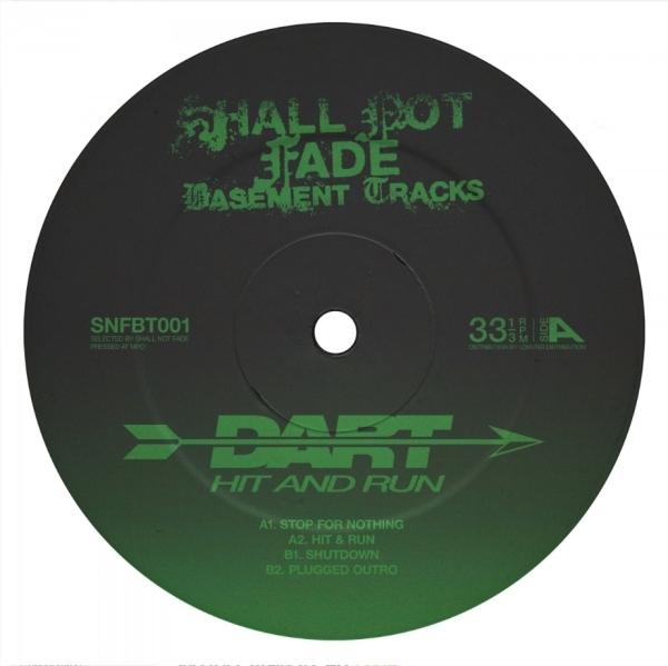 DART - Hit and Run EP (Back)