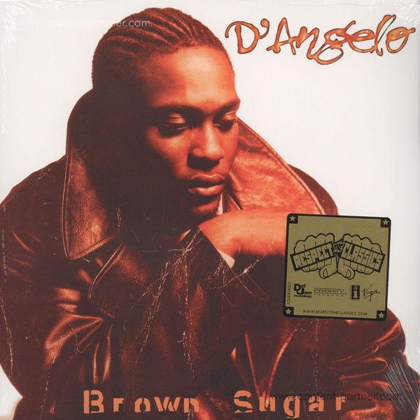 D'Angelo - Brown Sugar (20th Anniv. White Vinyl!)