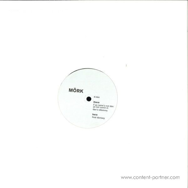 D.Dan - Dan's Dilemma (Back)