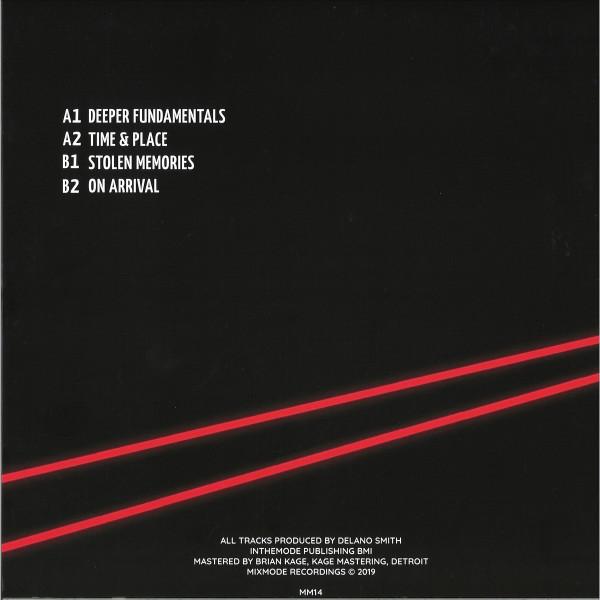 DELANO SMITH - Deeper Fundamentals I (Back)