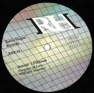 DETROIT'S FILTHIEST / DJ OVERDOSE - WHEN CITIES COLLIDE VI