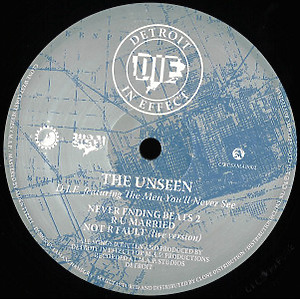 D.I.E feat. The Men You'll Never See - The Unseen
